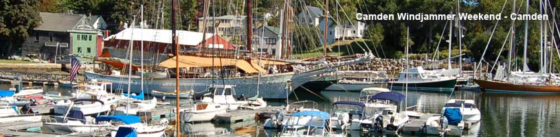 Camden Windjammer Weekend