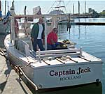 Captain Jack cruises