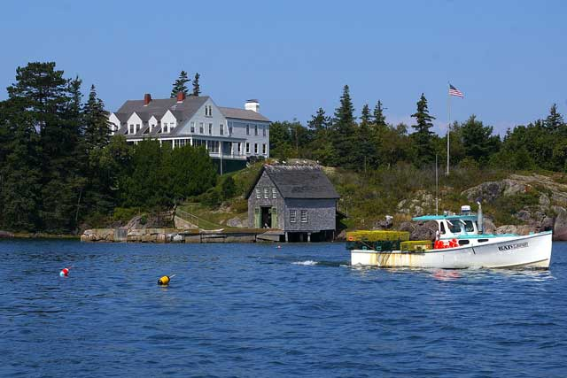 Images Of North Haven Island Maine