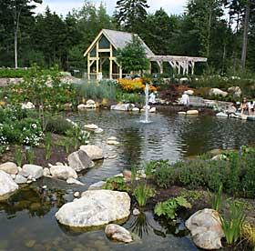 Coastal Maine Botanical Gardens Rockland Maine Things To Do