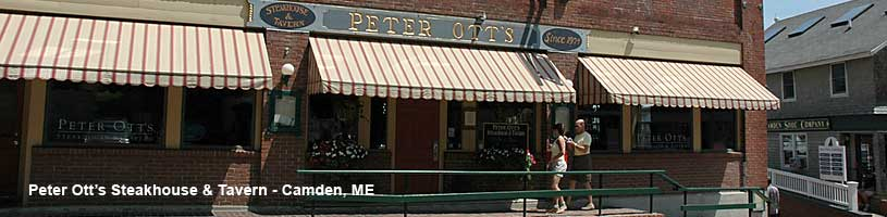 Peter Ott's Steakhouse & Tavern